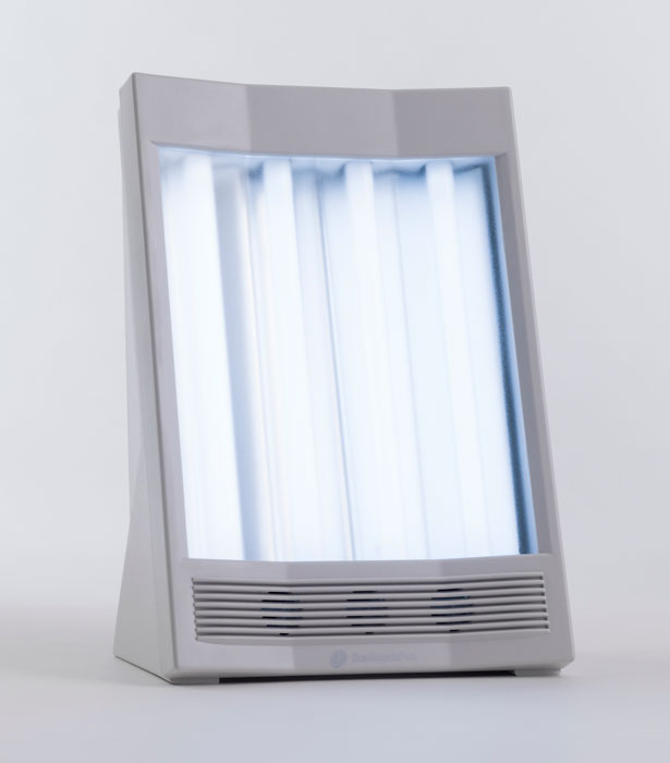 Light therapy light for Alzheimer's