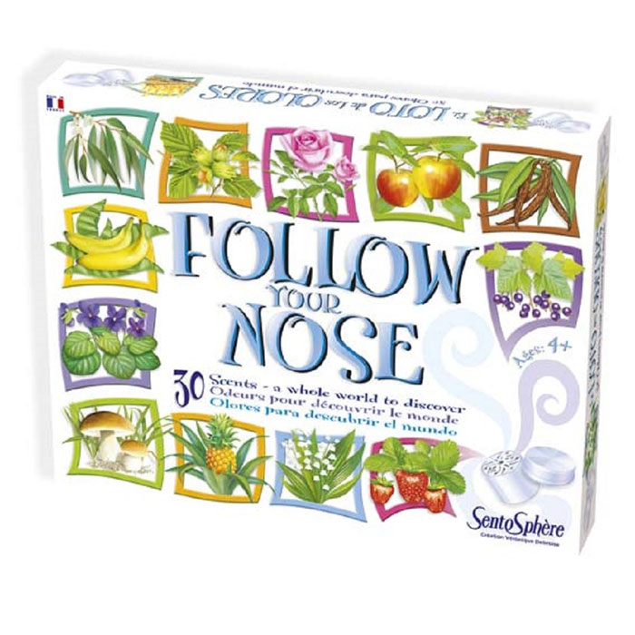 Follow Your Nose | Olfactory stimulation for Alzheimer's in game form