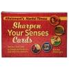 Sharpen Your Senses Cards