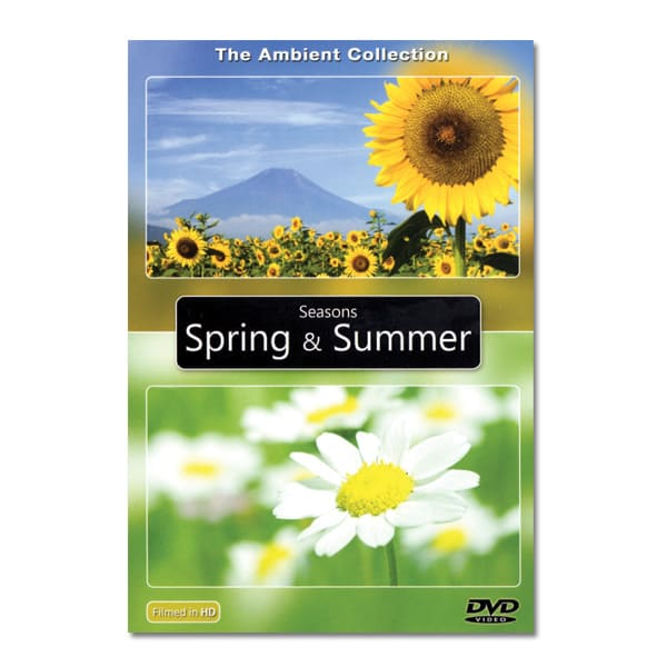 Seasons - Spring & Summer - Nature DVD