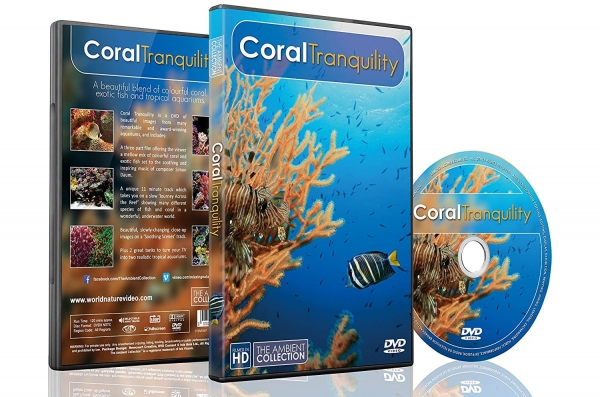 Coral Tranquility DVD