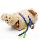 Twiddle Pup activity muff for Alzheimer's patients