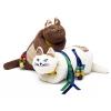 TWIDDLE CAT - CREAM-128