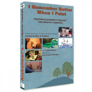 I REMEMBER BETTER WHEN I PAINT - DVD-0