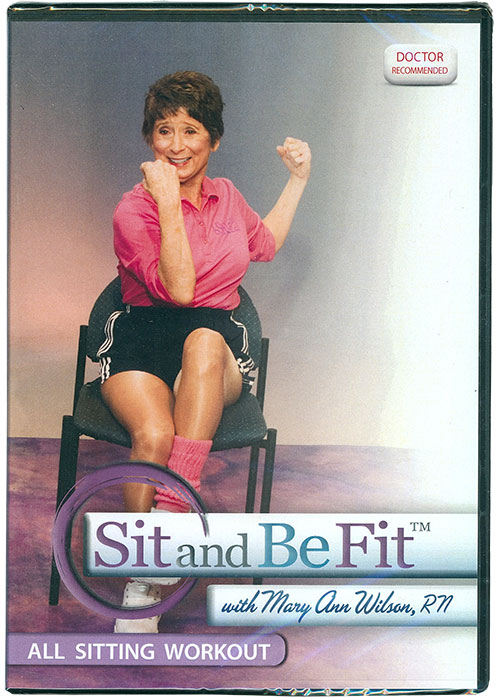 ALL SITTING WORKOUT - DVD-0