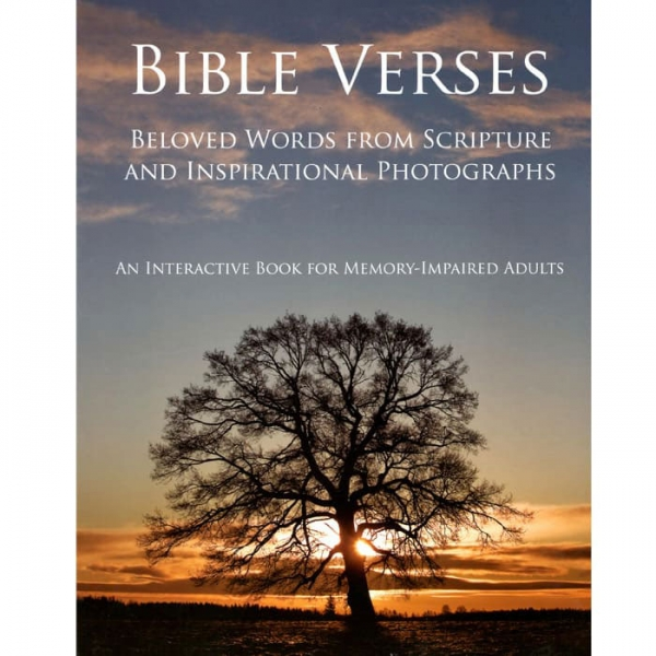 Bible Verses: and interactive book for people with dementia