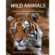 Wild Animals Activity Book for Adults with dementia