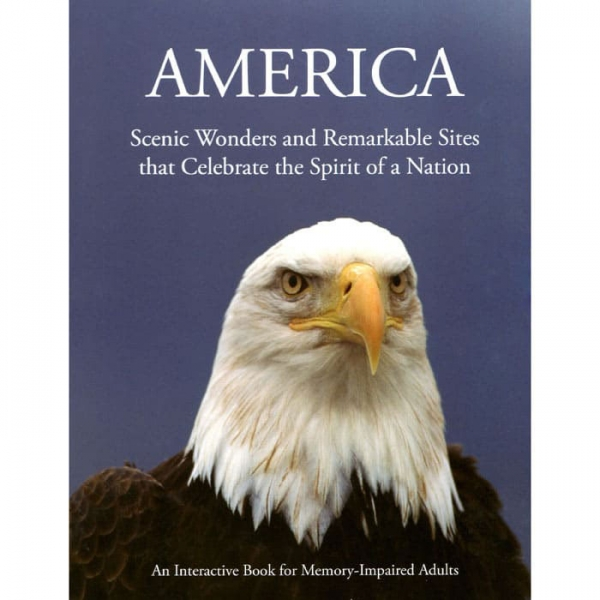 America: and interactive book for people with dementia