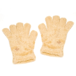 ALOE MOISTURE GLOVES - TAN-0