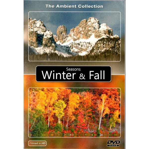 The Seasons - Winter & Fall- Nature DVD