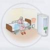 Stand Alone Wireless Motion Sensor
