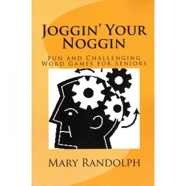 Joggin' Your Noggin Alzheimer's Activity Book
