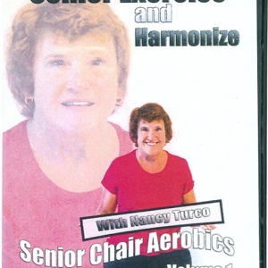 SENIOR EXERCISE AND HARMONIZE VOLUME 1 - Front