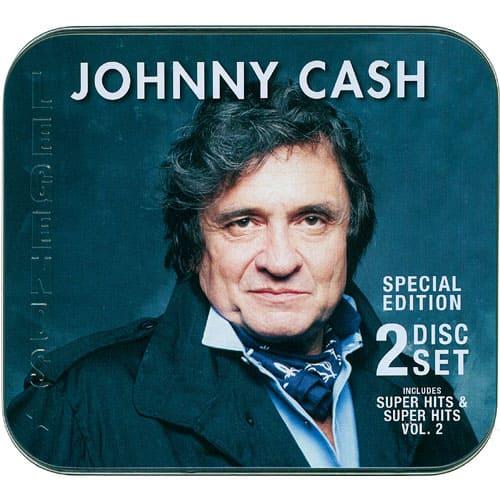 Johnny Cash: Super Hits & Super Hits Vol. 2