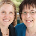 Beth Meyer-Arnold and Lyn Geboy