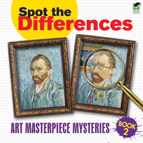 Spot the Differences 2 front cover