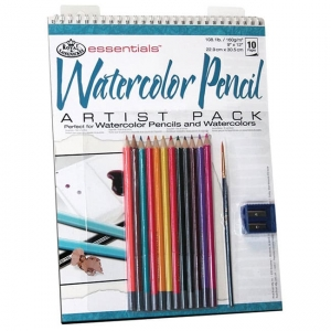Watercolor Pencil Artist Pack