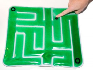 Gel Maze | Sensory stimulation for Alzheimer's disease