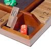 4 Player Shut the Box Game