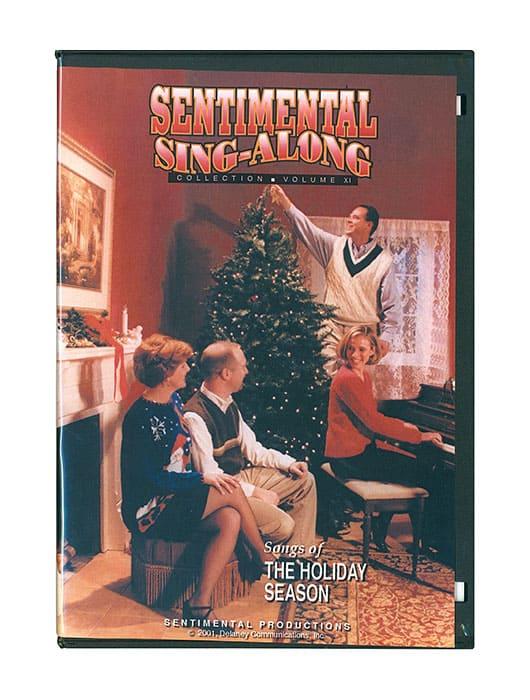 Songs of the Holiday Season, Holiday sing-along