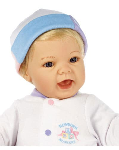 SWEET BABY - BLONDE HAIR/BLUE EYES-0
