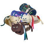These are the original Twiddle Muffs designed by Margaret Light