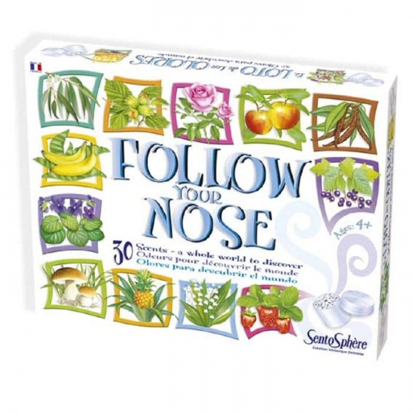 Follow Your Nose - sensory game for dementia
