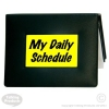 Talking Photo Album Deluxe - containing a daily schedule