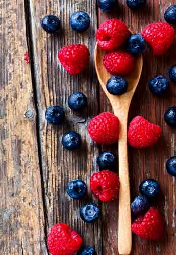 Can maple syrup cure Alzheimer's | berries like these blueberries, strawberries, and raspberries may also provide protection against dementia.