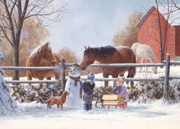 35 Piece Puzzles for Alzheimer's | Chestnut and Acorn