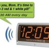 Reminder Rosie Clock for Alzheimer's patients and dementia patients