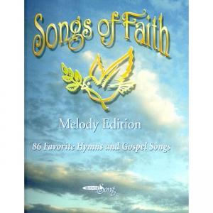 SONGS OF FAITH - MELODY EDITION (Sample Item)-0