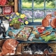 35 Piece Puzzles for Alzheimer's | Garden Shed Cats