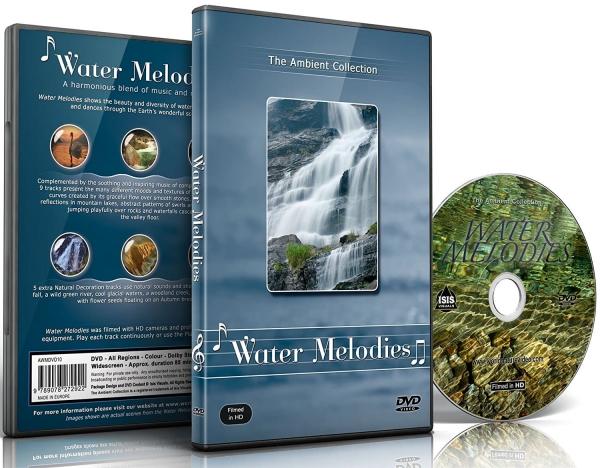 WATER MELODIES - DVD-0