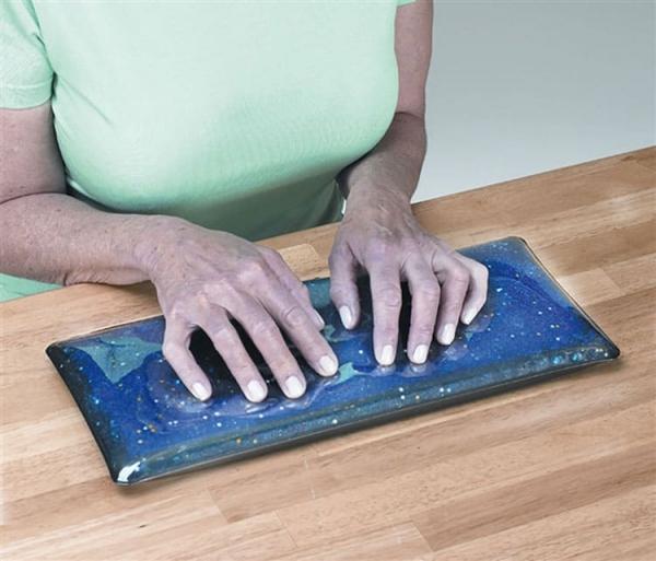 Sensory Stimulation Gel Pad | Appropriate sensory stimulation for anyone with developmental needs including dementia.
