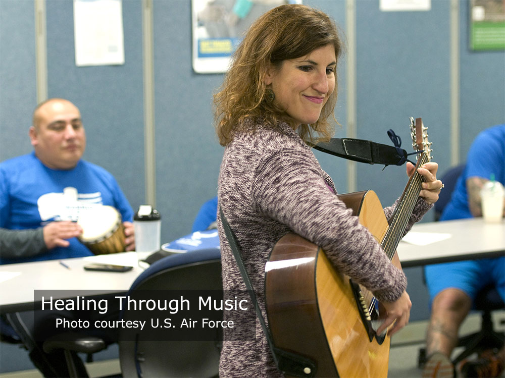 Music therapy for Alzheimer's