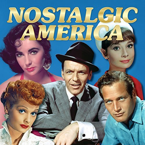 Nostalgic America - a book for Reminiscence and Alzheimer's disease