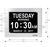 DAY CLOCK-1950