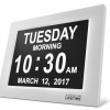 Day Clock for Alzheimer's and Dementia