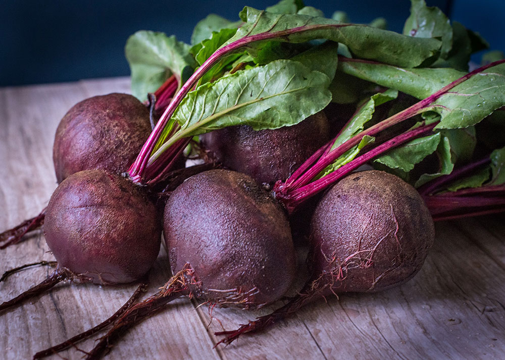 Hope on the Horizon - compound in red beets may slow Alzheimer's progression