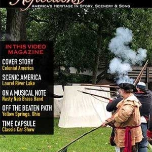 Sentimental Reflections - America's Heritage in Story, Scenery, and Song