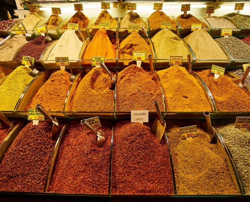 Garam Masala is the basis for many Indian dishes