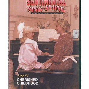 Songs of Cherished Childhood   A sing along video with optional onscreen lyrics