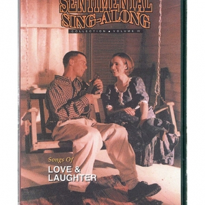 Songs of Love and Laughter | A reminiscent sing along DVD with optional onscreen lyrics.