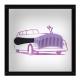 Hobby Windows - Whimsical Wall Art for Care Communities | Car