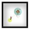 Hobby Windows - Whimsical Wall Art for Care Communities | Kite