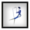 Hobby Windows - Whimsical Wall Art for Care Communities | Man