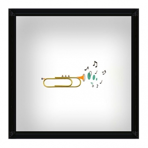 Hobby Windows - Whimsical Wall Art for Care Communities | Trumpet