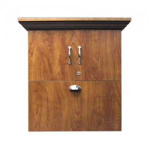 Classic Narcotic Cabinet replaces institutional designs with style