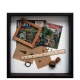 Yesterday's Windows - Handyman | Memorabilia themed shadowboxes to inspire reminiscing in dementia patients.